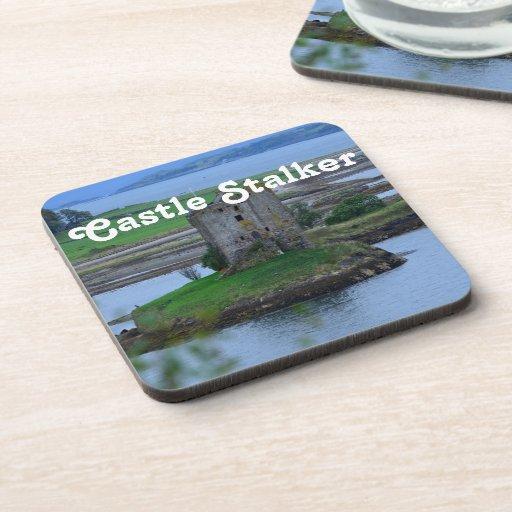 Castle Stalker Beverage Coaster
