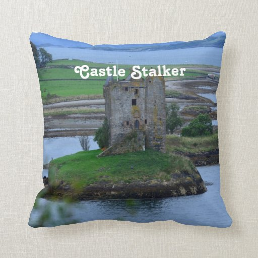 Castle Stalker Pillows