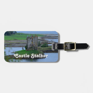 Castle Stalker Tags For Luggage