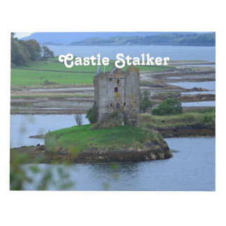 Castle Stalker Scratch Pads