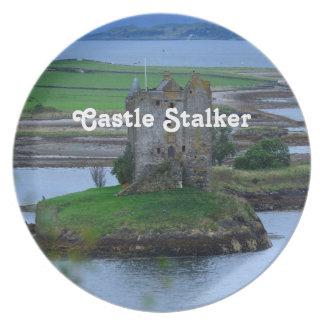 Castle Stalker Dinner Plate