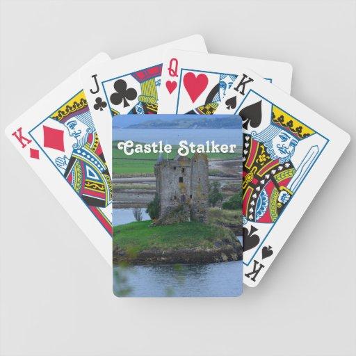 Castle Stalker Card Decks