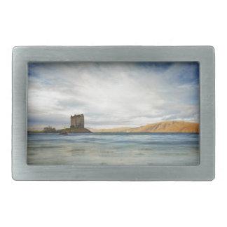 Castle Stalker, Scotland Belt Buckles