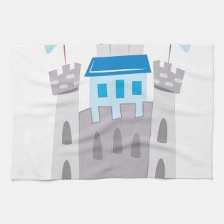 Castle Tea Towel