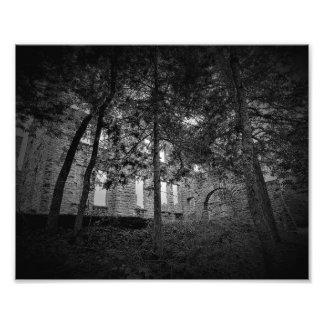 Castle Walls Photo Print