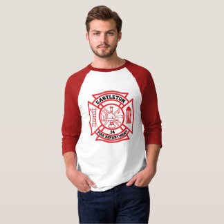 Castleton VT Volunteer Fire Department T-Shirt
