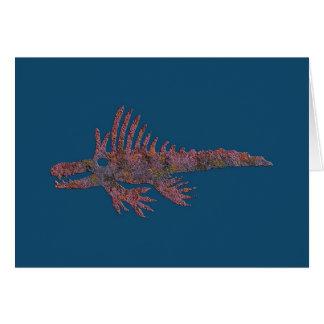 Castor Dragon Image 1 Card
