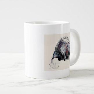 Castor Fiber 2001 Large Coffee Mug