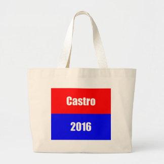 Castro 2016 canvas bags