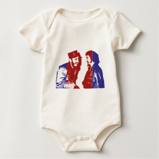 Castro and Che Baby Bodysuit