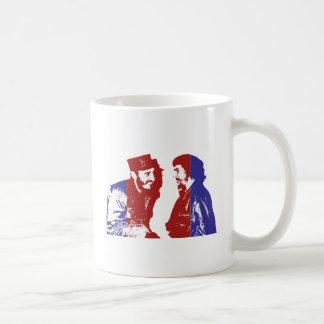 Castro and Che Coffee Mug