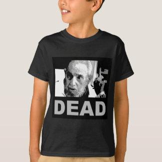 Castro dead (black & white) T-Shirt