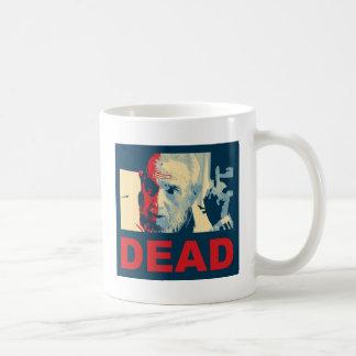 Castro dead (Hope colors) Coffee Mug
