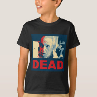 Castro dead (Hope colors) T-Shirt