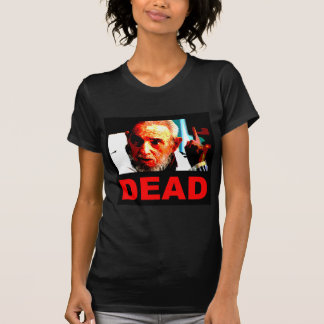 Castro dead (real colors) T-Shirt