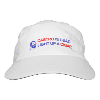Castro is Dead. Light up a Cigar Hat