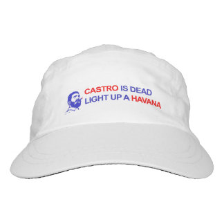 Castro is Dead. Light up a Havanna Hat