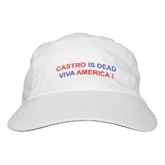 Castro is Dead. Viva America! Hat