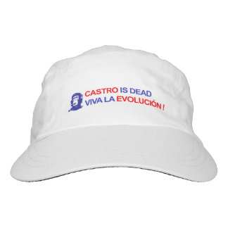 Castro is Dead. Viva la Evolución ! Hat