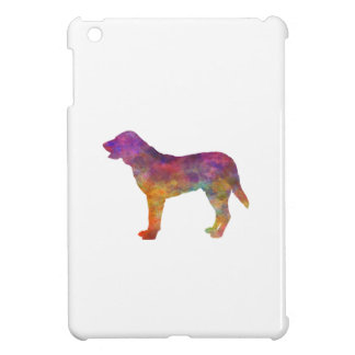Castro Laboreiro Dog in watercolor iPad Mini Case