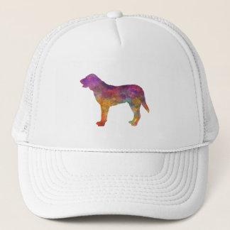Castro Laboreiro Dog in watercolor Trucker Hat