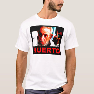 Castro muerto (colores auténticos) T-Shirt