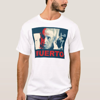 Castro muerto (colores Hope) T-Shirt