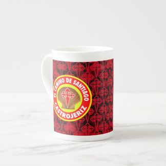 Castrojeriz Bone China Mug