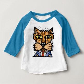 """Casual"" Baby 3/4 Raglan T-Shirt"
