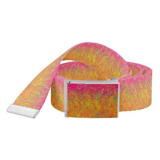 Casual Belt Fluid Colors