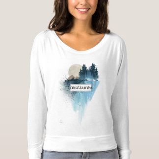 Casual Journeys Peaceful Settings T-Shirt
