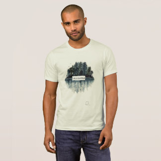 Casual Journeys Reflections T-Shirt