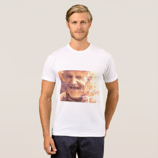 Casual Quoted Tee for Men