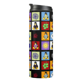 Casual Tux Tumbler - Black