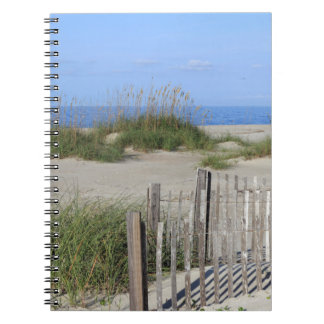 Caswell Beach, NC Land and Seascape Notebooks