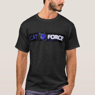 cat5force.com official t-shirt
