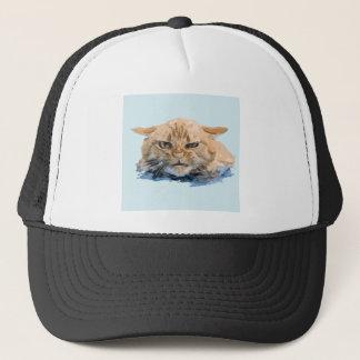 CAT 10 TRUCKER HAT