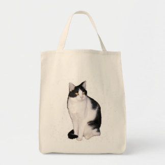 Cat 12,Organic Grocery Tote Grocery Tote Bag