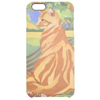 Cat 1 2014 clear iPhone 6 plus case