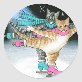 cat 437 sticker