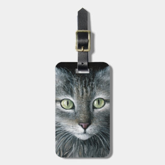 Cat 478 luggage tag
