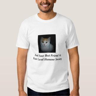 Cat # 4, Find Your Best Friend,T-Shirt T Shirts