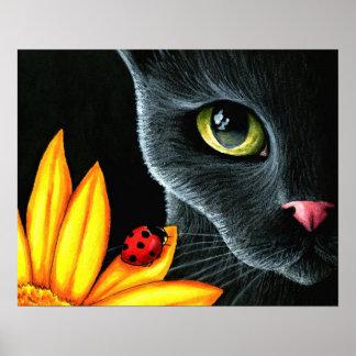 Cat 510 poster