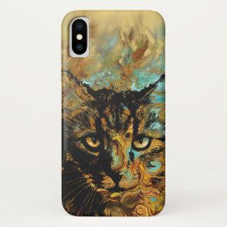 Cat 617 iPhone x case