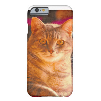 Cat Aglow Barely There iPhone 6 Case