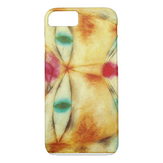 Cat and Bird by Paul Klee iPhone 7 Case