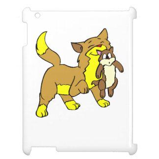 Cat And Kitten iPad Cases