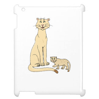 Cat And Kitten Cover For The iPad