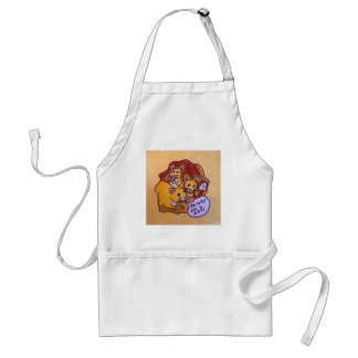 Cat and Mouse Standard Apron