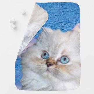 Cat and Water Pramblanket